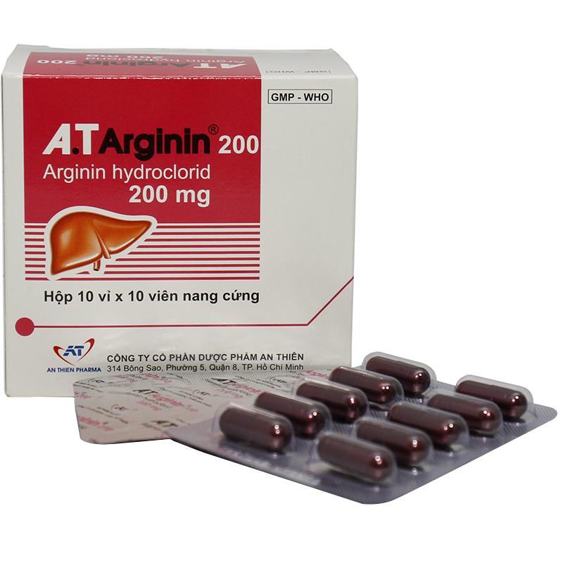 A.T Arginin 200