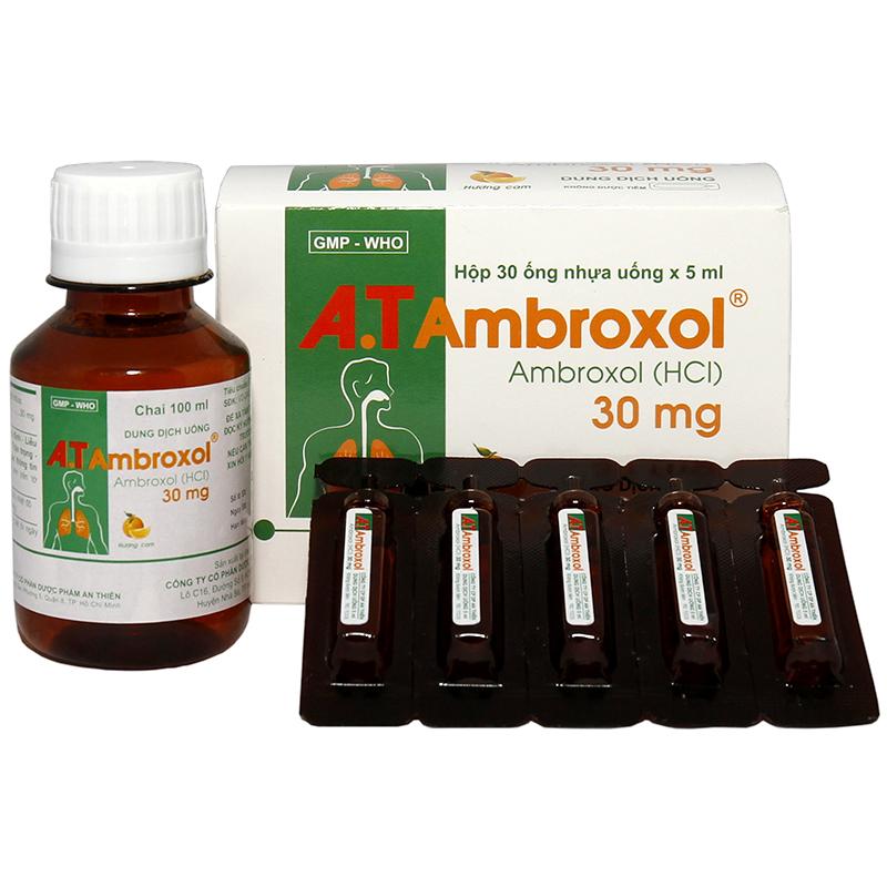 A.T Amborixol