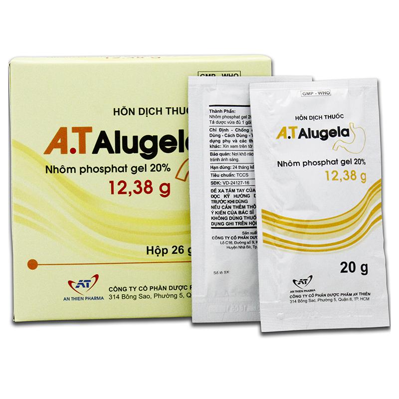 A.T Alugela