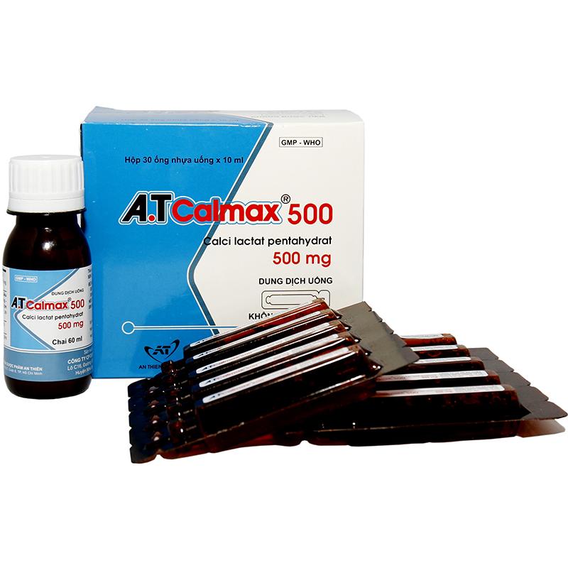 A.T Calmax 500
